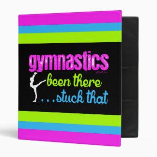 Gymnastics - Been there stuck that.... Binder