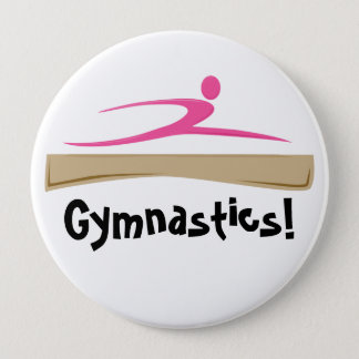 Gymnastics! Button