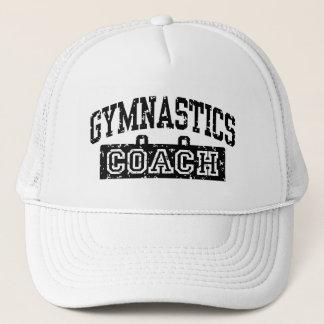 Gymnastics Coach Trucker Hat