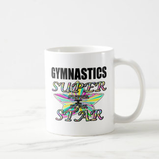 gymnastics coffee mug