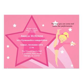 Gymnastics Competition Invites