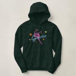 Gymnastics Embroidered Hoodie