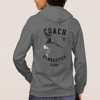 gymnastics Floor Coaches jacket level 9