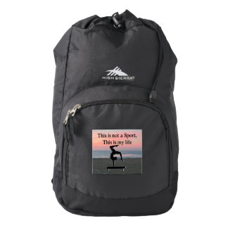 GYMNASTICS FOREVER BACKPACK