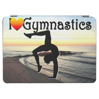GYMNASTICS FOREVER DESIGN iPad AIR COVER