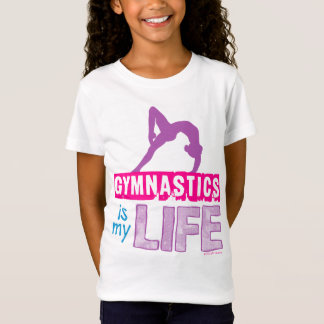 Gymnastics Is My Life T-Shirt