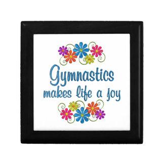 Gymnastics Joy Trinket Boxes