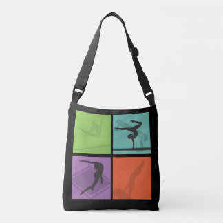 Gymnastics Meet Tote Bag (Name on Back)