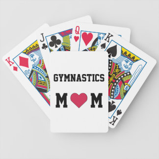 Gymnastics Mom Poker Deck
