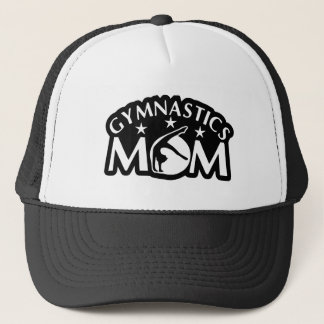 Gymnastics_Mom Trucker Hat