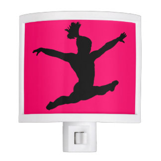 gymnastics nightlight night light