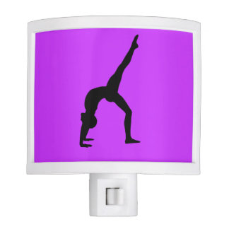 gymnastics nightlight nite light
