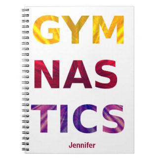 Gymnastics Notebook