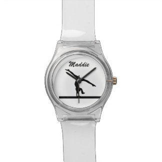 """Gymnastics"" Personalized Watch"