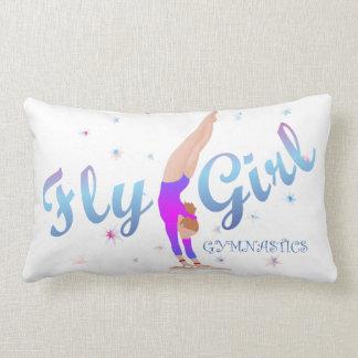 Gymnastics Pillow - Fly Girl