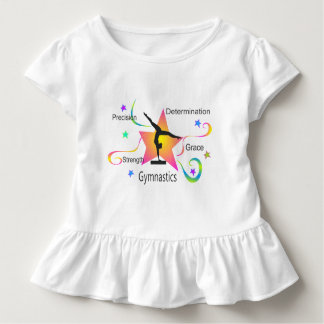 Gymnastics - Precision Strength Determination Grac Toddler T-shirt
