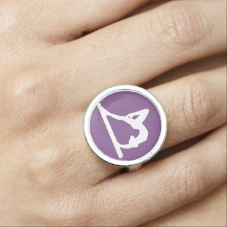 Gymnastics Ring, Gymnastics Jewelry Photo Rings