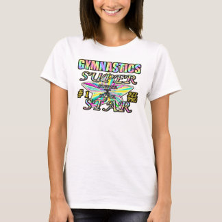 Gymnastics Superstar T-Shirt