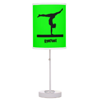 Gymnastics table lamp