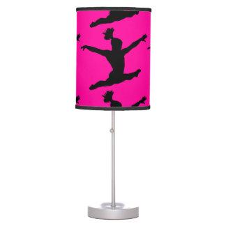 Gymnastics table lamp