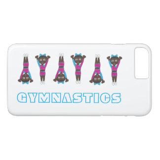 Gymnastics Team Tumbling Gym Gymnast Girl Gift iPhone 8 Plus/7 Plus Case