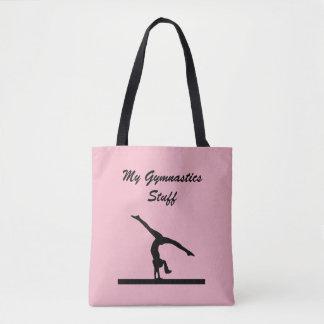 """""""Gymnastics"""" Tote"""
