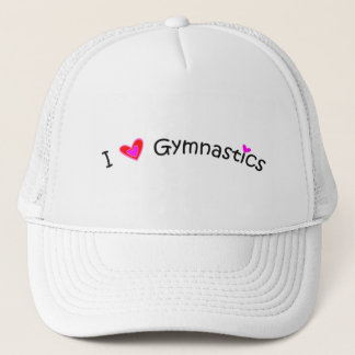 Gymnastics Trucker Hat