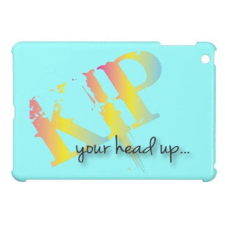 Gymnastics Work hard iPad Mini Cover