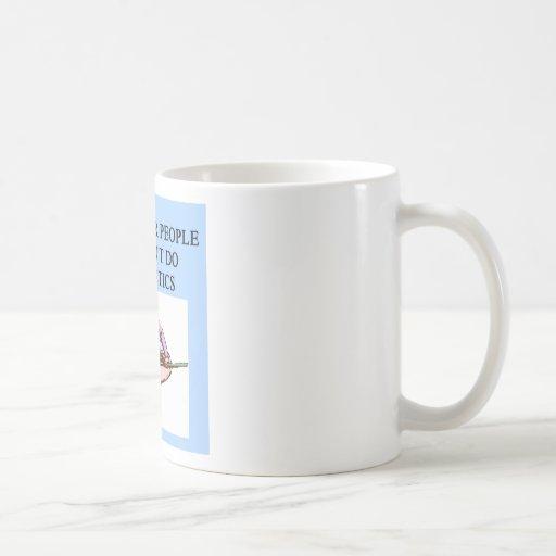 gymnist's delight coffee mug