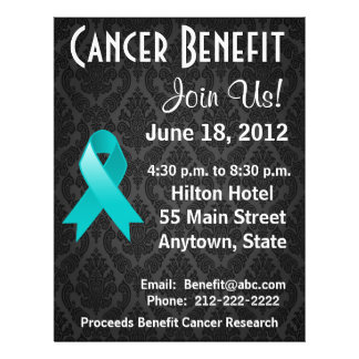 Gynecologic Cancer Personalized Benefit Flyer