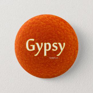 Gypsy 2 Inch Round Button