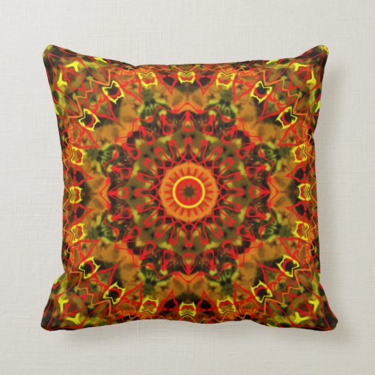 Gypsy Autumn Accent Pillow