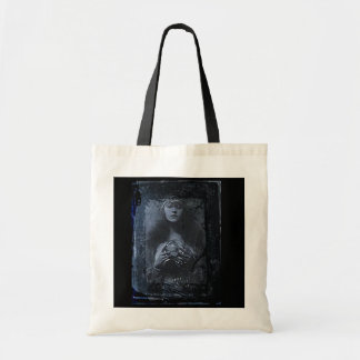 GYPSY CRYSTAL BALL TOTE BAG