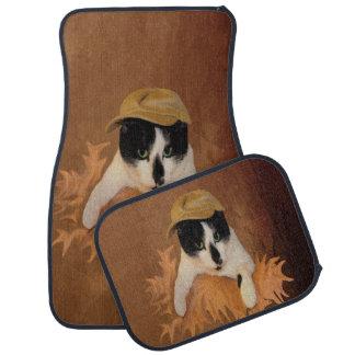 Gypsy Da Fleuky Cat and the Paper Bag Auto Mat