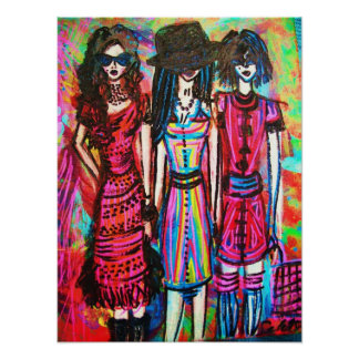 Gypsy Girls Poster