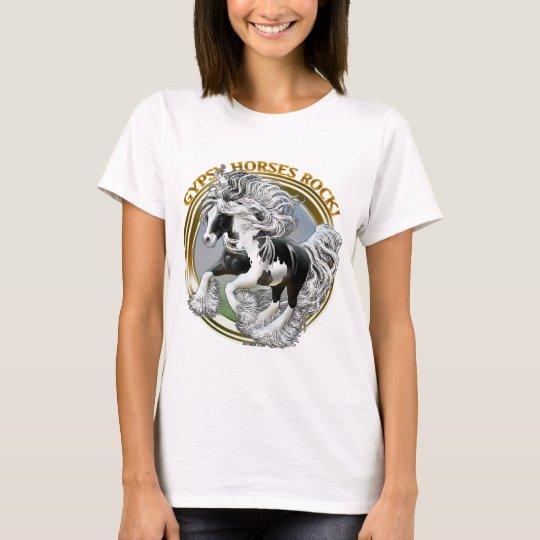 Gypsy Horses Rock T-Shirt
