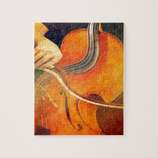 Gypsy Jazz Variations Jigsaw Puzzle