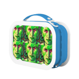 gypsy lady fortune teller lunch boxes