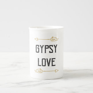 Gypsy Love Tea Cup