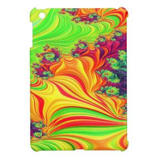 Gypsy Moire Fractal 2 Case For The iPad Mini