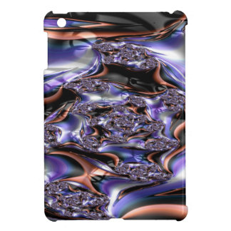 gypsy moire fractal cover for the iPad mini