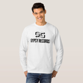 GYPSY Records Black T-Shirt