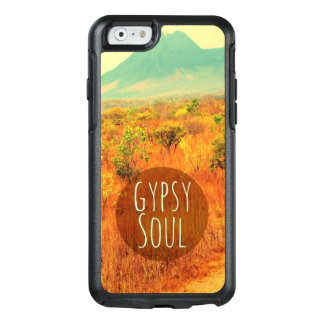 Gypsy Soul Free Spirit Bohemian Phone OtterBox iPhone 6/6s Case