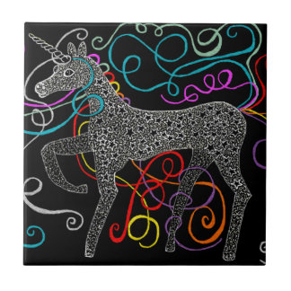 Gypsy the magic unicorn complete tile