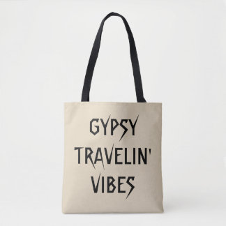 Gypsy Travelin' Vibes Bag