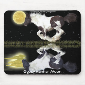 Gypsy Vanner Horse Magic Mouse Pad