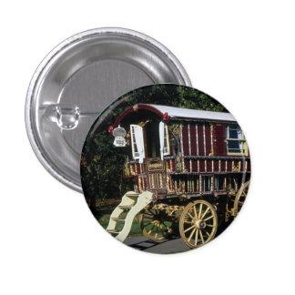 gypsy wagon 1 inch round button