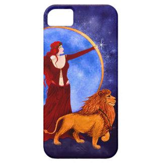 Gypsy Witch Fantasy Goddess Art Nouveau iPhone 5 Case
