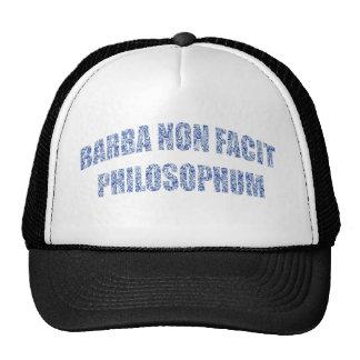 Gzhel Trucker Hat