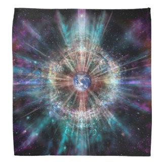 H007 Earth Aura Bandana